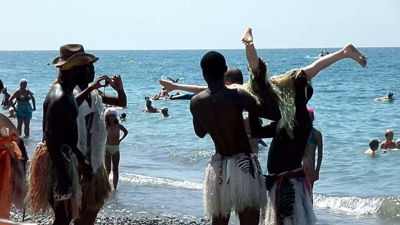 Море и негры видео фото 94-533