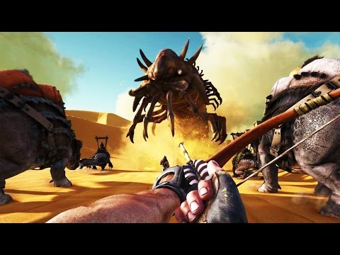 ARK SURVIVAL: Scorched Earth - REVENGE - ARK SURVIVAL MOD (Ark Survival Evolved Gameplay )