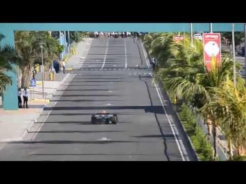 Lotus F1 Manila Speed Show - Marlon Stockinger