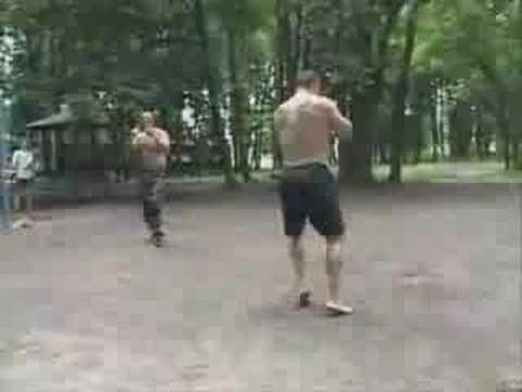 Fedor Emelianenko Workout (For PRIDE FC)