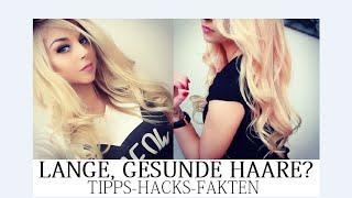 HAIR-SECRETS I TIPPS, HACKS & FAKTEN für LANGE HAARE