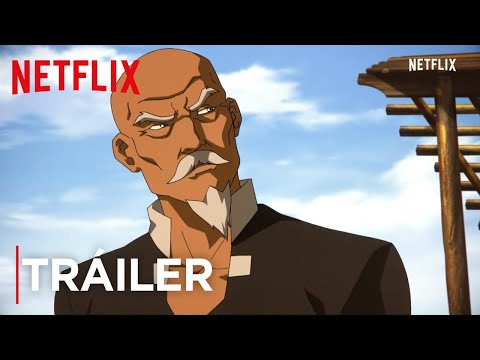 Seis Manos | Tráiler oficial | Netflix
