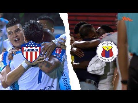 Junior vs. Pasto | Análisis del partido en Barranquilla - Fecha 17