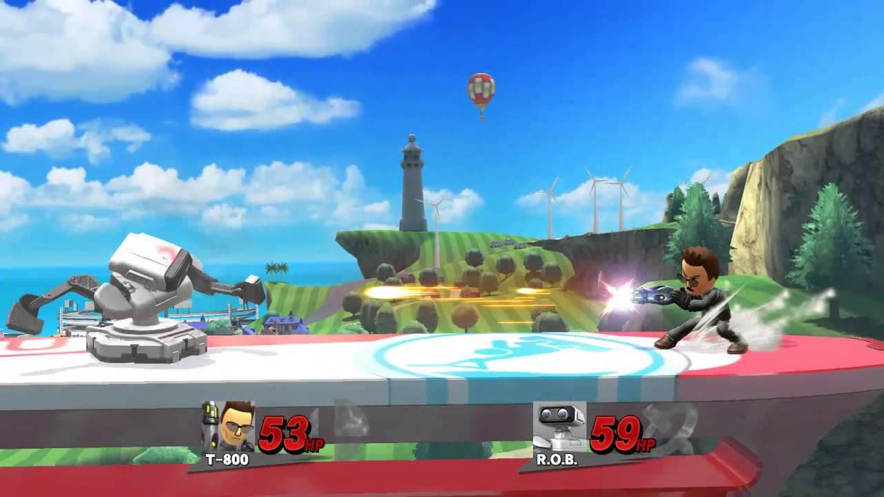 Terminator against Wii 93