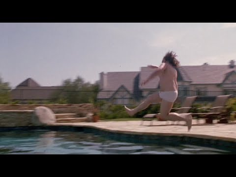 Orange County (2/10) Best Movie Quote - Jack Black Pool Socks (2002)