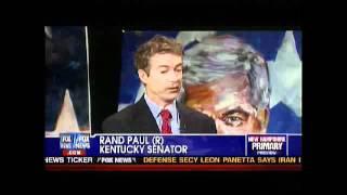 Rand Paul on FOX News 01/08/12