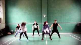 Chris Clark Choreography - Gimme More Tour Version