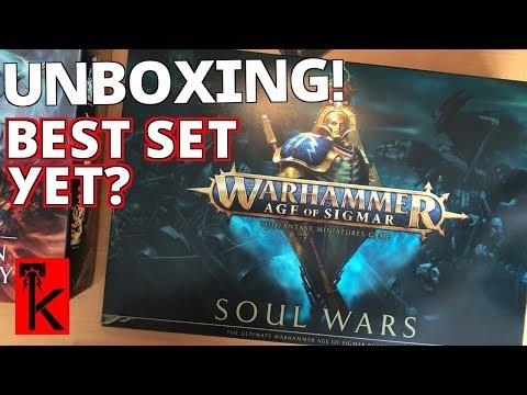 UNBOXING THE SOUL WARS STARTER SET: Warhammer Age of Sigmar