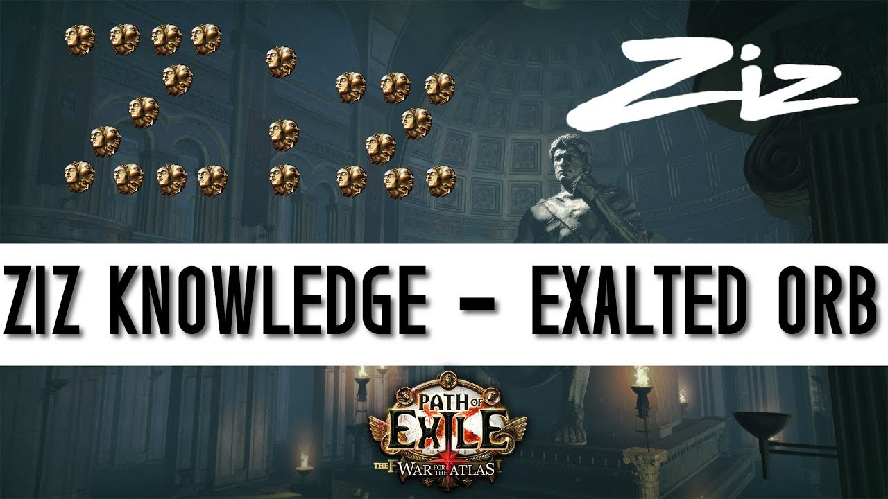 path of exile exalted