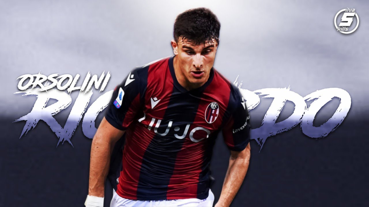 Riccardo Orsolini - Best Skills & Goals - 2020 - YouTube