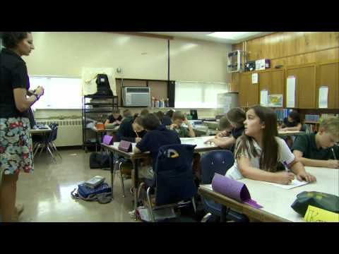 Parlez-Vous? Some Louisiana Pupils Being Immersed in French Instruction