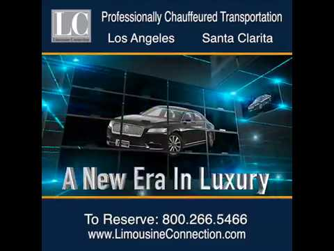 2017 Lincoln Continental Limousine Connection Fleet