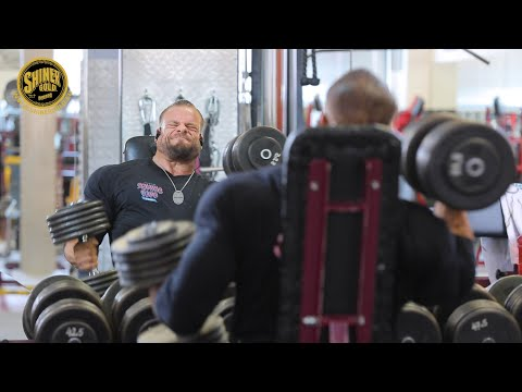 IFBBpro Lukas Wyler - SHINERGOLD EUROPE - Sponsoring Film - Bodybuilding - FULL HD