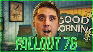 Fallout 76 ➤ РЕЛИЗ ИГРЫ, PC ULTRA ➤ ПЕРВЫЙ ВЗГЛЯД И ОБЗОР ОТ LEGA PLAY!