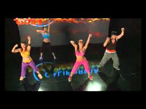 TodayTV | Giải Trí | VŨ ĐIỆU CUỘC SỐNG - Zumba Dance (phần 7)