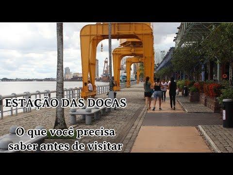 Um dos pontos turísticos mais visitados de Belém do Pará