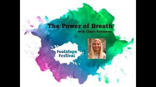 Breathwork Techniques - Exploring The Power Of Breath - Video Three