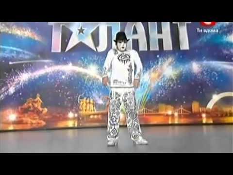 Украина имеет талант - Атай Омурзаков