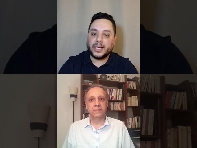حوار مباشر على الفايسبوك بين الدكتور سفيان جيلالي و مضيفه شمس الدين بريك
