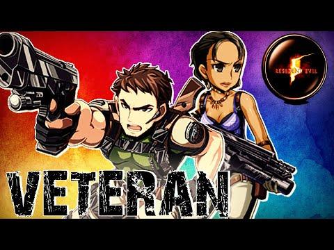Resident Evil 5 - Veteran - FULL GAME