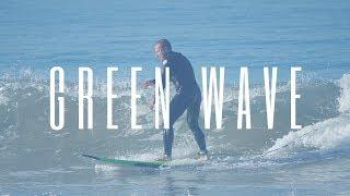 Обучение серфингу: Что такое серфинг по зеленой волне?