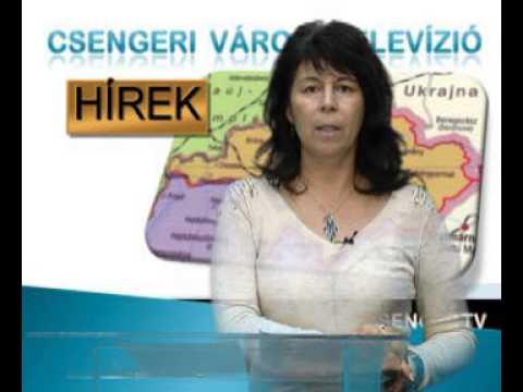 Csenger Tv Hírek, 2013. december 05.