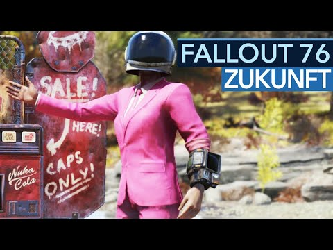 Wie geht's mit Fallout 76 weiter? thumbnail