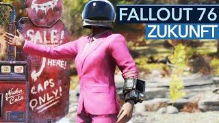Wie geht's mit Fallout 76 weiter?