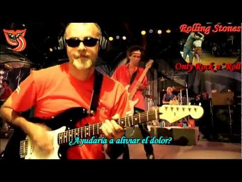 It´s only Rock n´ Roll Live Subtitulada Español Rolling Stones & RollingBilbao Guitar cover HD.wmv