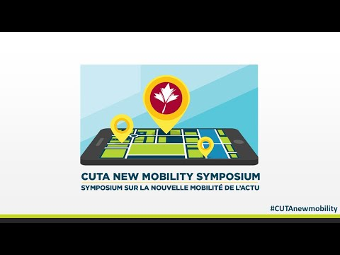 CUTA New Mobility Symposium Opening
