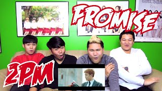 2pm promise mv reaction funny fanboys