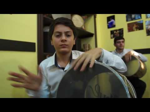 Дхол, армянские музыкальные инструменты, Armenian Musical Instruments