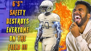#1 Safety In 2021 *DROPS THE HAMMER ON KIDS* l Sharpe Sports