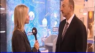 Bakutel 2013 TV News AzerTAc AZ