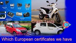 ASPP Weihai Technology - Which European certificates have we achieved
