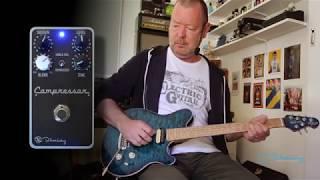 Keeley: Compressor+ Humbucker demo