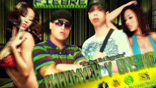 FIEBRE - Basiko & Chronyck by Dj Loops Music ★Reggaeton 2012★