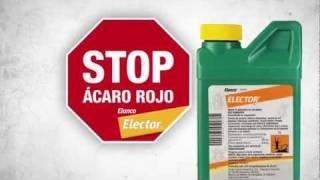 STOP Ácaro rojo Aplicación Elector ES