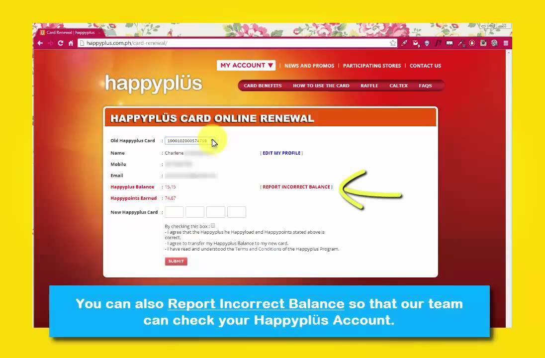 happypl s online card renewal youtube. Black Bedroom Furniture Sets. Home Design Ideas