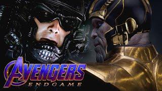 Avengers Endgame GALACTUS CONNECTION to THANOS Explained