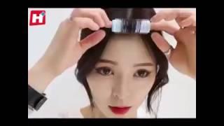 Cách tạo kiểu tóc ngắn xinh như sao Hàn