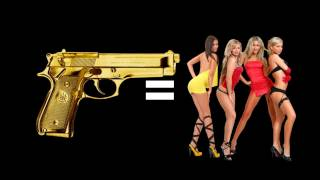 GOLDEN GUNS (MW3 Music Video parody of Stacy