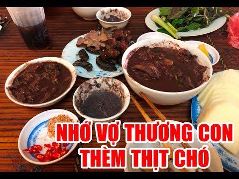 Ăn thịt chó, Đi ăn thịt chó Ngũ Kiên Vĩnh Phúc, Quán thịt chó Ngũ Kiên 1 (6,5đ) | A Sáng