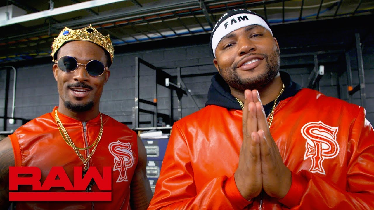 The Street Profits fill their cups with happiness: Raw Exclusive, July 1, 2019