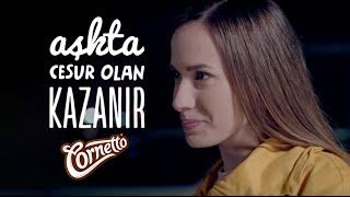#AşktaCesurOlan Kazanır | Cornetto