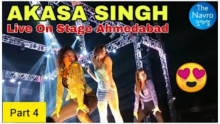 Akasa Singh | Live In Concert | Ahmedabad | Performance |