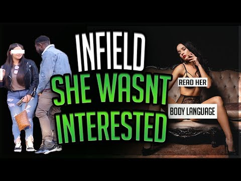Picking Up White Girls | How to Read Female Body Language | Daygame Infield Breakdown