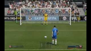 Fifa 15 - penalty and goal-line technology!