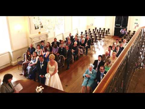 Heather Martin Poole Guildhall Wedding Ceremony