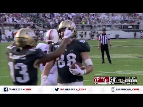 2019 Football Highlights - Stanford vs UCF